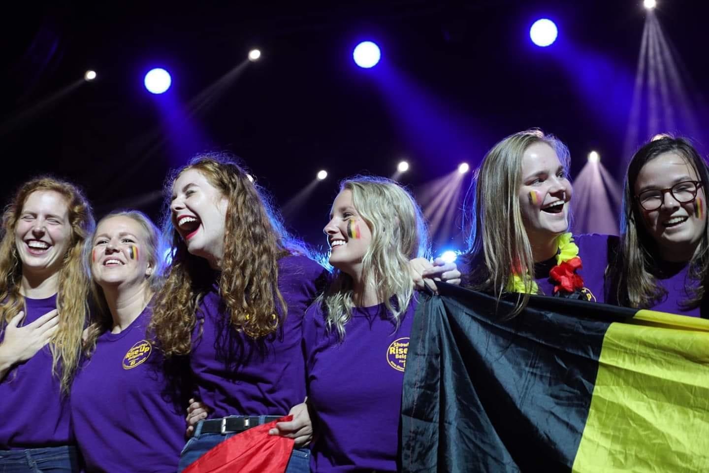 Showkoor Rise Up European Choir Games 2019