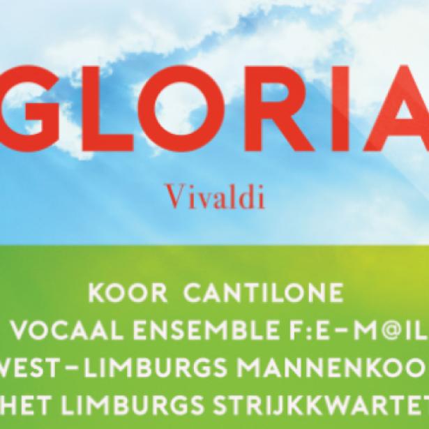 Afbeelding Gloria - een dubbelconcert - Twee keer Vivaldi - drie koren