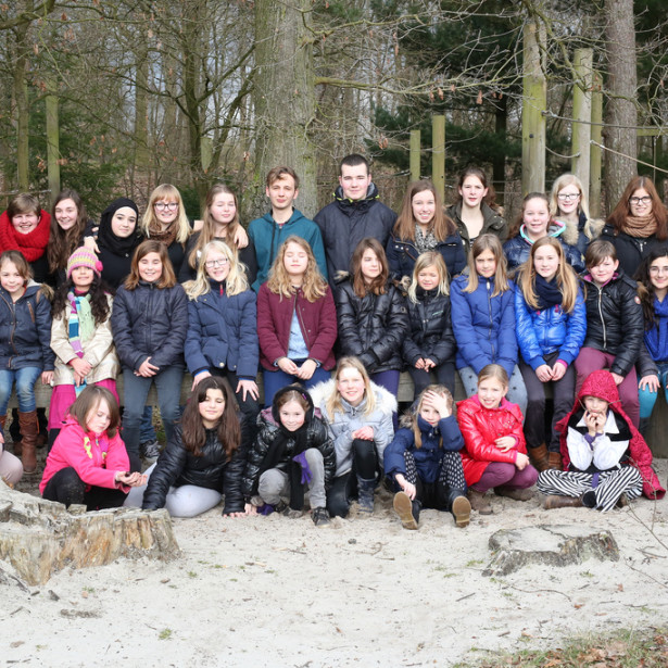 Afbeelding Kinder- en Jeugdkorenweekend in Dommelhof