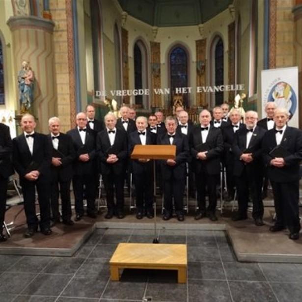 Afbeelding Schola Cantorum Achel viert 50-jarig jubileum
