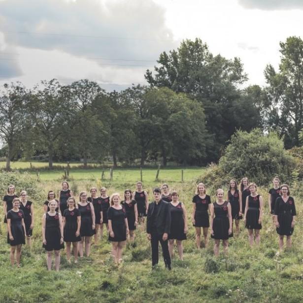 Afbeelding Koorcyclus Acapella 2018-2019: AMARANTHE olv Johannes Dewilde