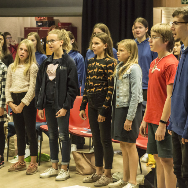 Afbeelding Young Voices