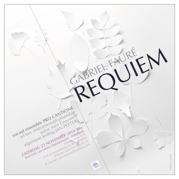 Afbeelding Requiem Fauré