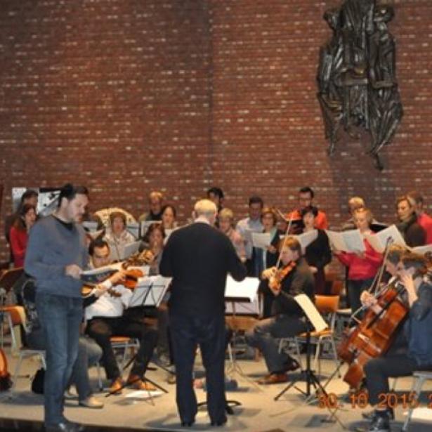 Afbeelding Concert Requiem van Gabriel Fauré