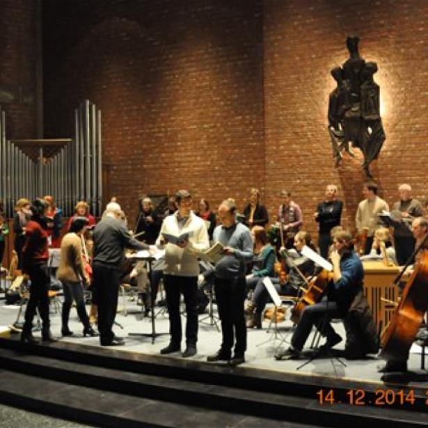 Afbeelding Weihnachtsoratorium van J.S. Bach