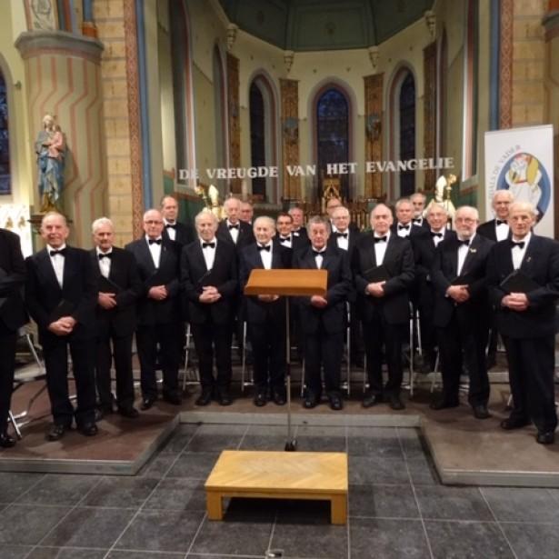 Afbeelding Gaudeamus: 50 jaar het Gregoriaans Uur!