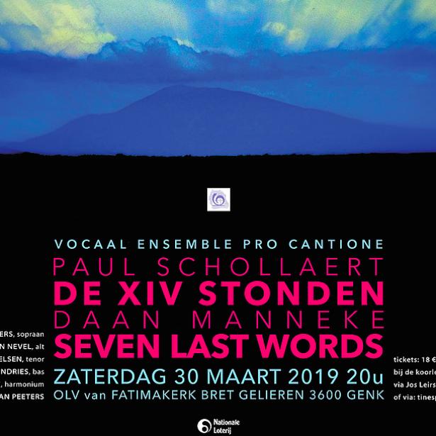 Afbeelding De XIV Stonden - Seven last Words