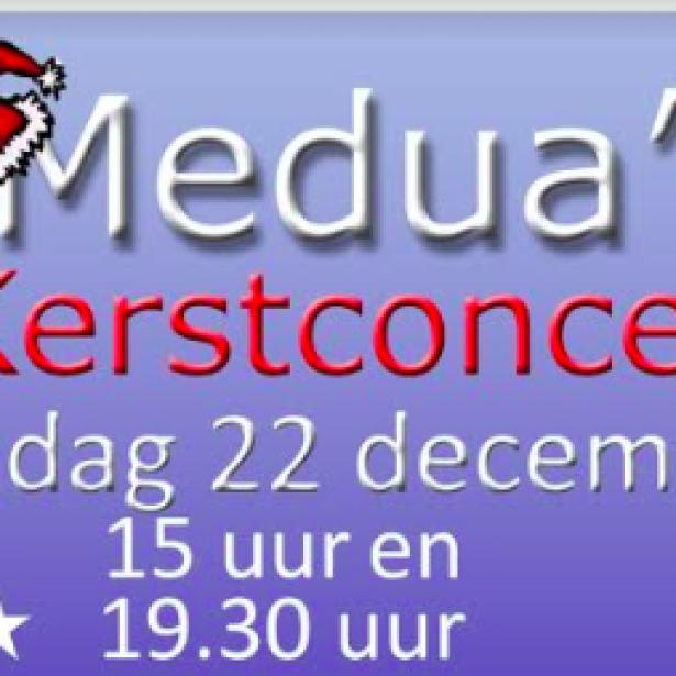 Afbeelding Medua's kerstconcert