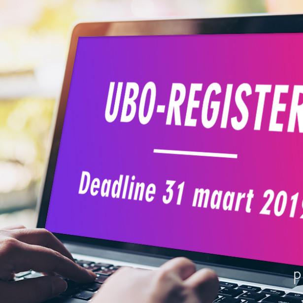 Afbeelding België vraagt identificatie in UBO-register tegen 31/03/2019