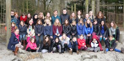 Kinder- en Jeugdkorenweekend in Dommelhof