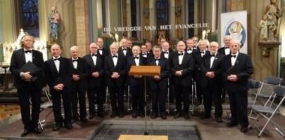 Schola Cantorum Achel viert 50-jarig jubileum
