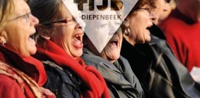 ZINGEND DIEPENBEEK KNIPOOGT NAAR VLAANDEREN