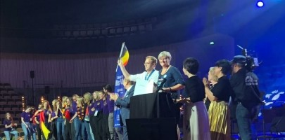 Showkoor Rise Up Neerpelt winnaar op European Choir Games