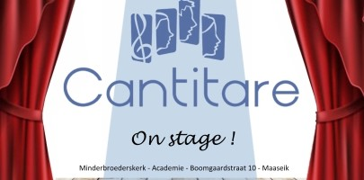 Cantitare On Stage