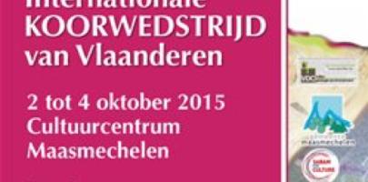 Internationale koorwedstrijd van Vlaanderen