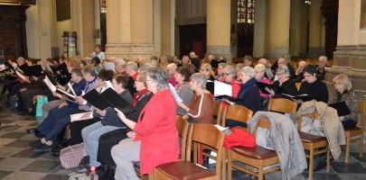 Deutsche Messe in Sint-Quintinuskathedraal Hasselt