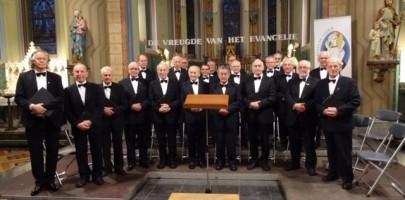 Gaudeamus: 50 jaar het Gregoriaans Uur!