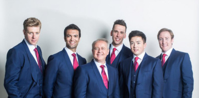 Meet the King's Singers