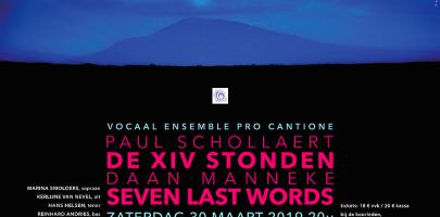 De XIV Stonden - Seven last Words