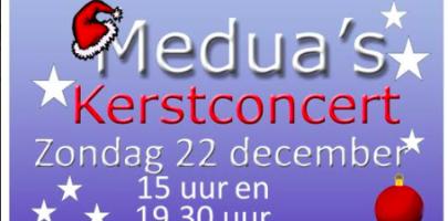 Medua's kerstconcert