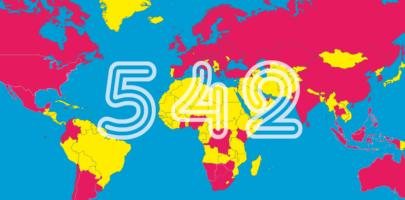 542 koren uit 69 landen komen naar Vlaanderen