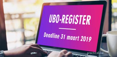 België vraagt identificatie in UBO-register tegen 31/03/2019